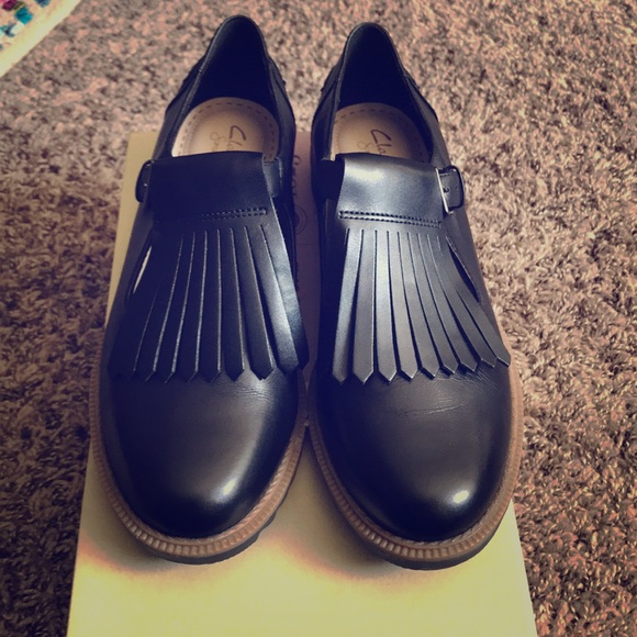 Never Worn Clarks Griffin Mia Mary Jane